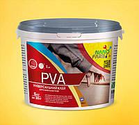 Клей строительный универсальный PVA Nanofarb 5.0 кг