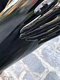 Женский черный манекен Аватар в полный рост на подставке, фото 8