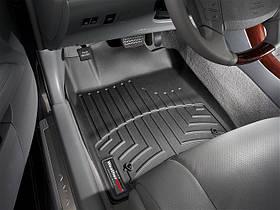 Ковры резиновые WeatherTech Toyota Avalon 2005-2012 передние черные