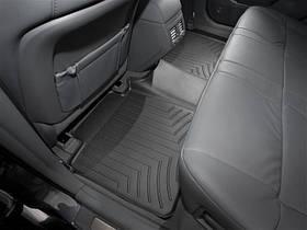 Ковры резиновые WeatherTech Toyota Avalon 2005-2012 задний черный
