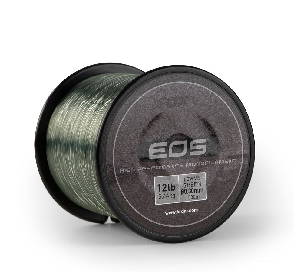 Жилка Fox Eos Mono Carp Line 18lb-0.35mm 1000m