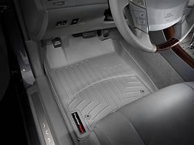 Ковры резиновые WeatherTech Toyota Avalon 2005-2012 передние серые