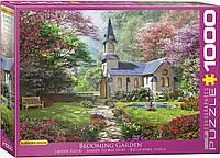 "Пазл ""Цветущий сад"" Доминик Дэвисон 1000 элементов EuroGraphics (6000-0964), фото 1"
