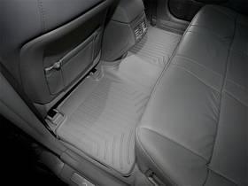 Ковры резиновые WeatherTech Toyota Avalon 2005-2012 задний серый