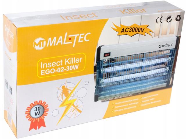 Знищувач комах Maltec EGO-02-30W