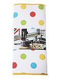 Коврик-подставка для сушки посуды 30х40см, фото 6