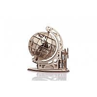 Глобус  (145 деталей) - механический 3d пазл