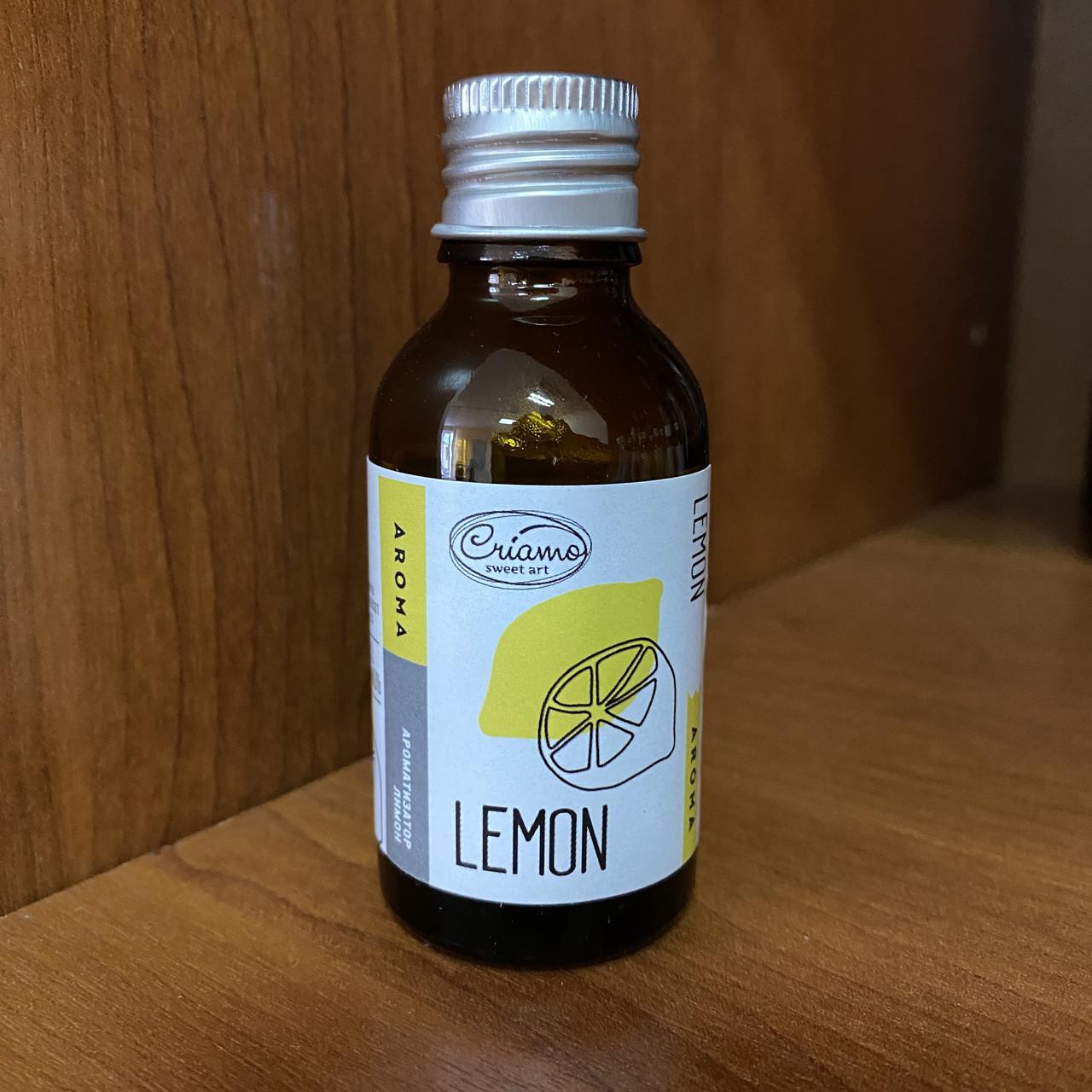 Ароматизатор Лимон Criamo 30г
