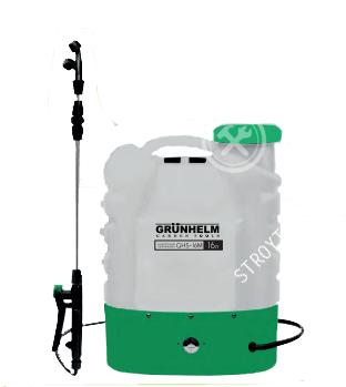 Опрыскиватель аккумуляторный Grunhelm GHS -16M