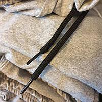 Шнурок толстый круглый для одежды (6,5 мм) Luxyart 120 см, в упаковке 144 шт (PМ09-120.51В4)