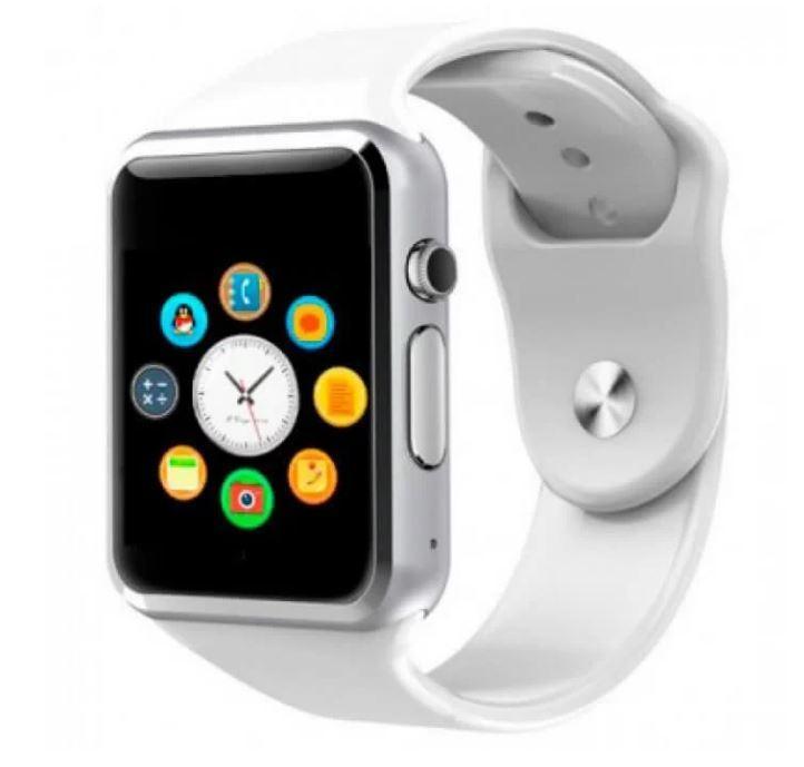 Умные часы Uwatch А1 Smart Watch GT08 Смарт часы телефон Фитнес-браслеты  + Подарок!!!