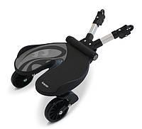 Bumprider универсальная подножка для коляски, серая., фото 1