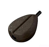Грузило Fox Camotex Flat Pear InLine 3,0 oz 85g