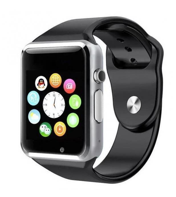 Умные часы Uwatch А1 Smart Watch GT08 Смарт часы телефон Фитнес-браслеты