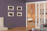 Комплект фурнітури Hafele Slido Classic 40-P, вагою дверного полотна до 40 кг, ширина ? 592 мм