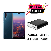 Мобильный телефон Huawei P20 Pro 6/128GB Blue, Power Bank