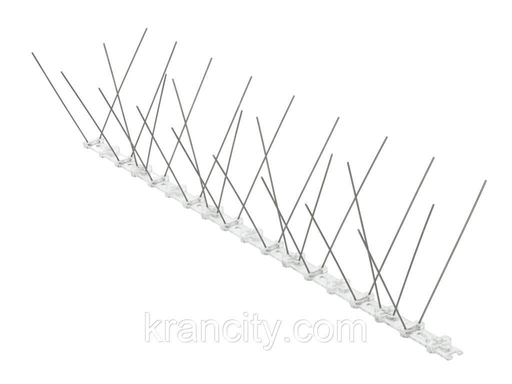 Шипы от птиц антиприсадные Ekochron, 0,5 м,Польша