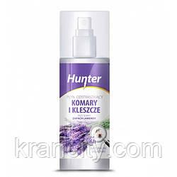 Спрей Hunter від комарів і кліщів
