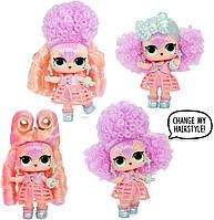 Набор-сюрприз шар ЛОЛ LOL Surprise S6 Hairvibes Модные прически Оригинал 564744-W1