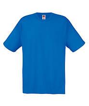 Футболка облегченная ORIGINAL T. Цвет ярко-синий