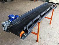 Ленточный горизонтальный транспортер, конвейер ЛТ-2*400, фото 1