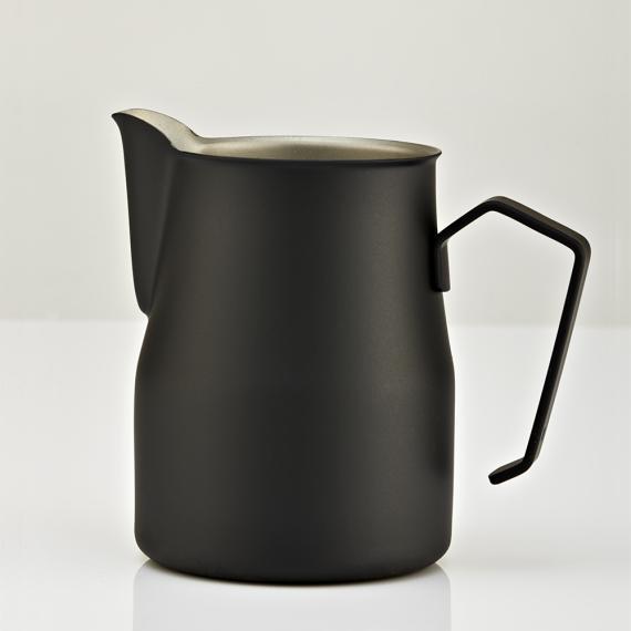 Пітчер для молока (молочник, джага) Motta 750 мл чорний