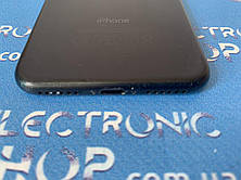 Смартфон Apple iPhone 7 black 32gb б.у original, фото 3