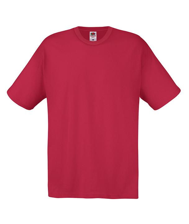 Футболка облегченная ORIGINAL T. Цвет кирпично-красный