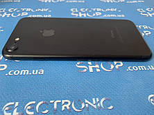 Смартфон Apple iPhone 7 black 128gb б.у original, фото 3
