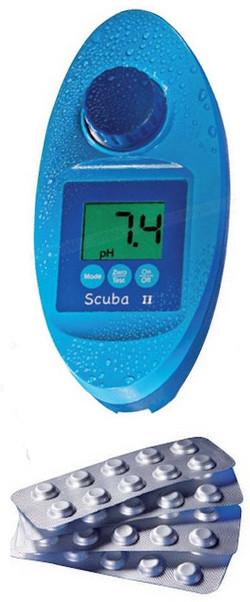 тестер для измерения параметров воды Lovibond Scuba II