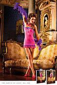 Пеньюар Pink Lace Tube Dress