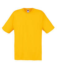 Футболка облегченная ORIGINAL T. Цвет солнечно-желтый