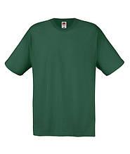 Футболка облегченная ORIGINAL T. Цвет темно-зеленый