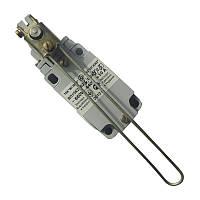 Выключатель ВП15К21Б261-54У2.3 путевой концевой. Рычаг регулируемый по длине