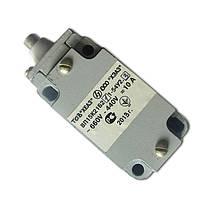 Выключатель ВП15К21А211-54У2.8 путевой концевой. Толкатель