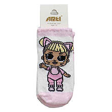 Детские носки для девочки katamino Турция K20133 Молочный