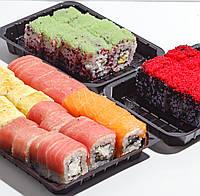 Одноразовые упаковки для суши