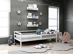 Дитяча дерев'яне ліжко Кіндер 80х190 см