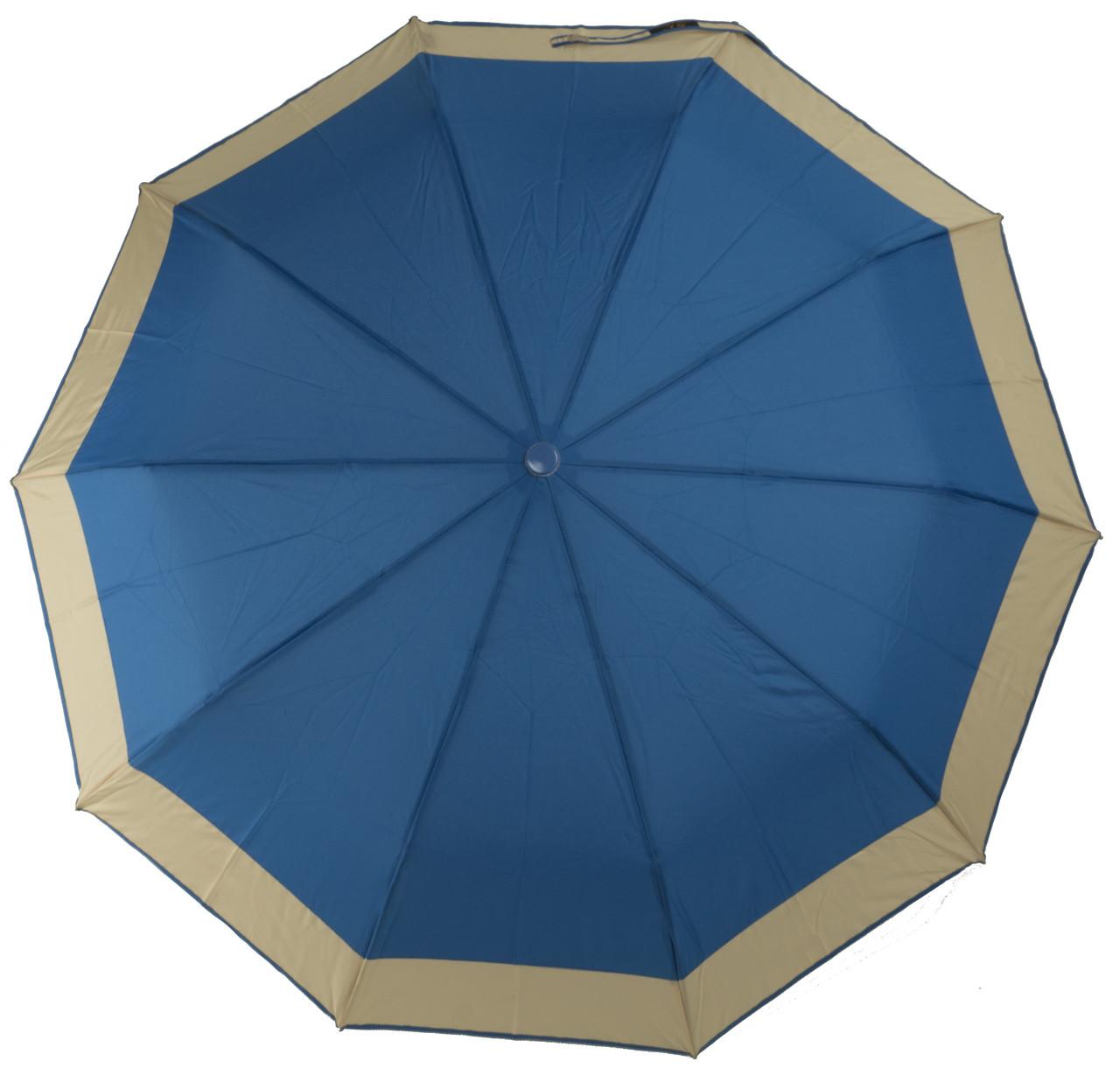Женский красивый прочный зонтик полуавтомат  SL art. 450