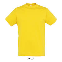 Футболка SOL'S REGENT желтый цвет, фото 1