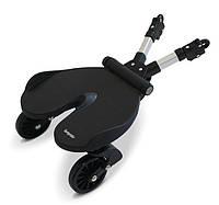 Bumprider подставка к коляске для второго ребенка, черный цвет, фото 1