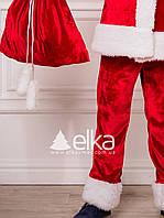 Новогодний детский костюм Санта Клаус