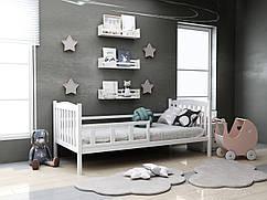 Дитяча дерев'яне ліжко Доббі 80х190