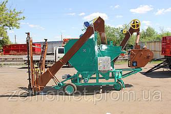 Передвижной зерновой комплекс СОМ-30М