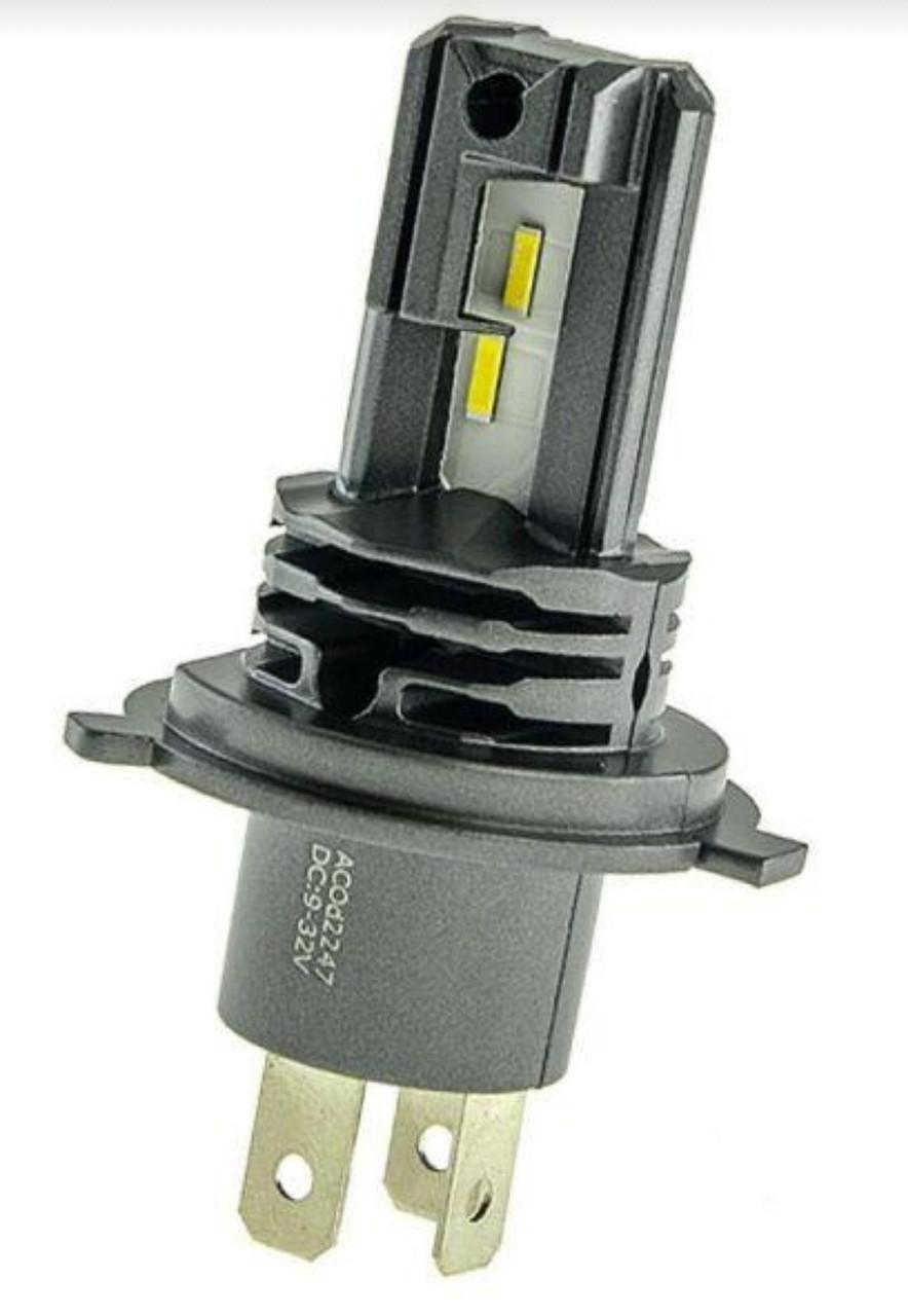 Лампа LED Cyclone H4 type-33 5000k 4600Lm