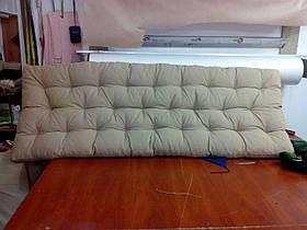 Мебельная подушка с втяжками