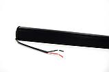 Автомобильная LED балка 66 LED 198w (spot) Light Bar светлая фара Авто-прожектор, фара на крышу, фото 4