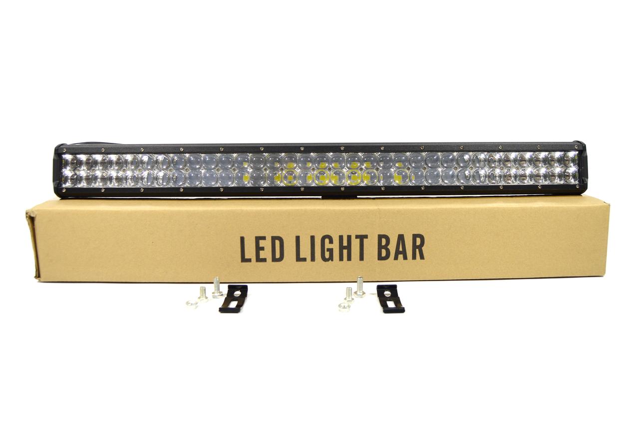 Автомобильная LED балка 66 LED 198w (spot) Light Bar светлая фара Авто-прожектор, фара на крышу