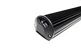 Автомобильная LED балка 66 LED 198w (spot) Light Bar светлая фара Авто-прожектор, фара на крышу, фото 5