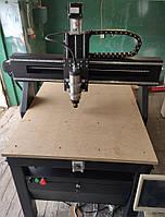 Станок фрезерный с ЧПУ 1300х840х180., фото 1